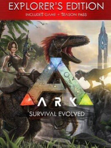 ARK: Survival Evolved – Explorer's Edition