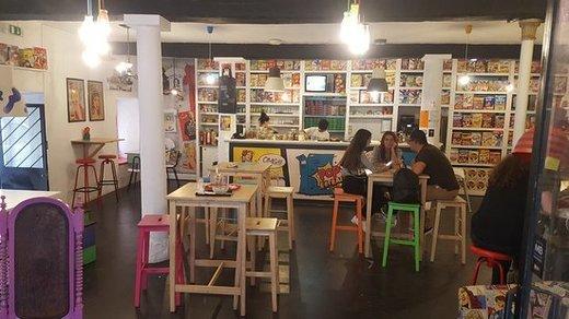 Pop Cereal Café Lisboa