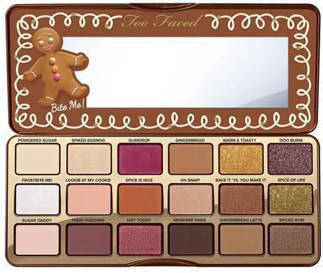 Paleta Too Faced Gingerbread Spicy
