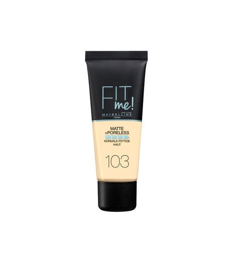 Base Fit Me 103 Maybelline