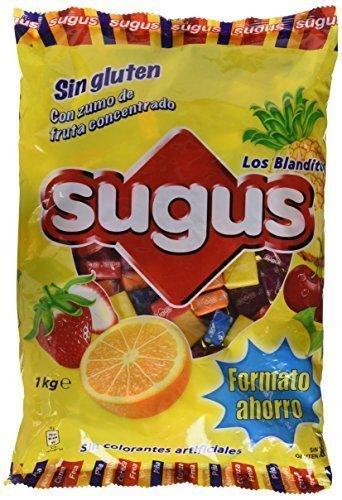 Sugus Caramelos Blandos Con Zumo De Fruta