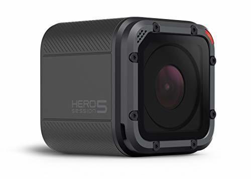 GoPro Hero5 Session - Videocámara de 10 MP