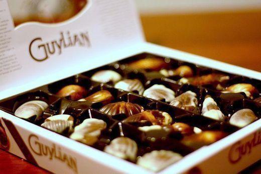 Guylian Conchas De Chocolate Belga