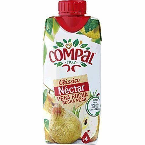 Compal Clásico Néctar de Pera Rocha