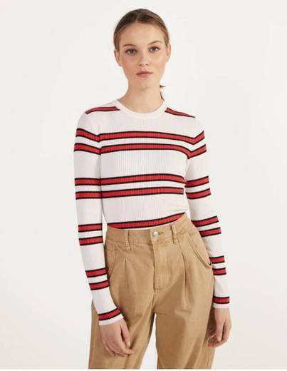 Sweater canelada