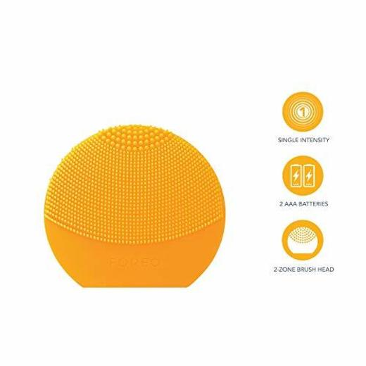 LUNA Play Plus de FOREO es el cepillo facial recargable de silicona