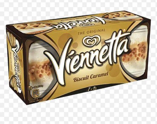 Vienneta- biscuit caramel