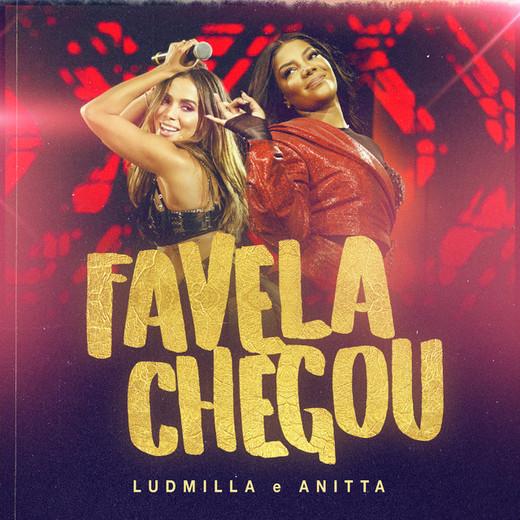 Favela chegou - Ao vivo