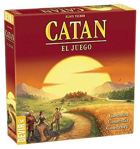 Devir - Catan, juego de mesa - Idioma castellano