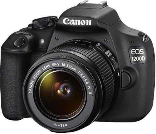 Canon EOS 1200D - Cámara réflex digital de 18 Mp