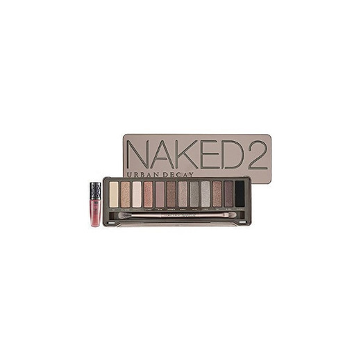 Naked2 Has 12 Pigment-rich