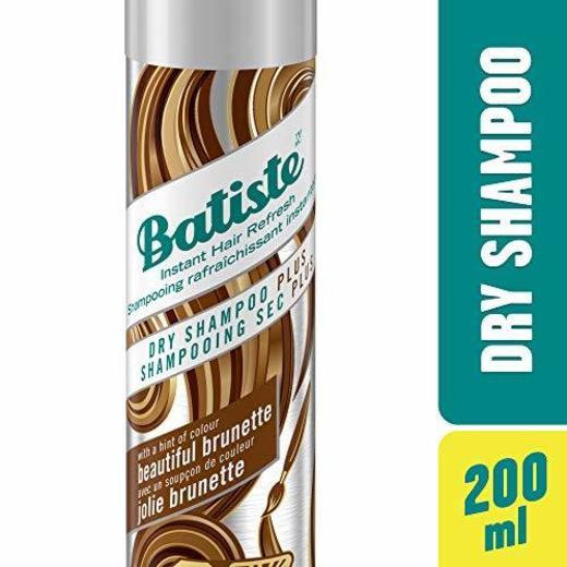 Batiste Medium Brown & Brunette Dry Shampoo Champú