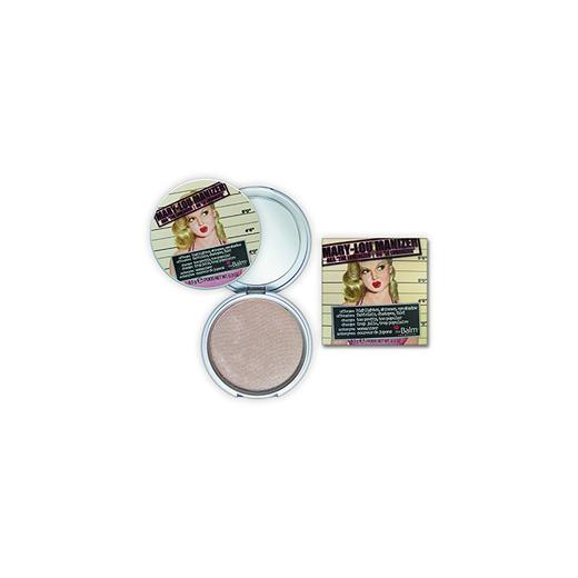 The Balm Highlighter Powder Mary Lou Manizer Shimmer Highlighter Puder Rozświetlający