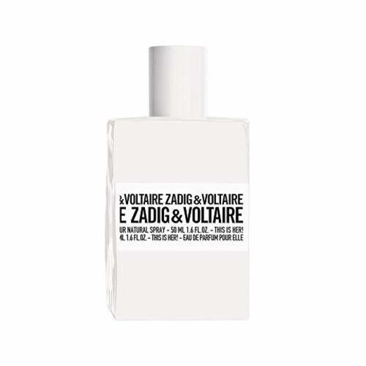 Zadig & Voltaire This Is Her! Edp Vapo 100 Ml 1 Unidad