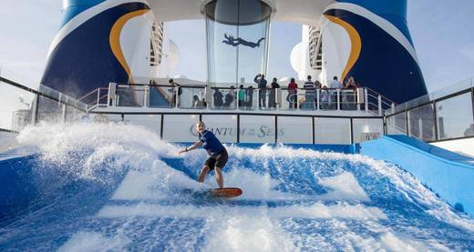 FLOWRIDER® - Surf Simulator |  Anthem of the Seas