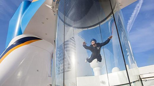 RipCord® by iFLY® - Skydiving | Cruise Activities | Royal Caribbean