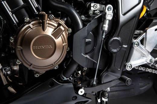 Honda CB650R Quick Shifter