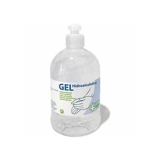 Verita Farma Gel Hidroalcohólico 500Ml 485 g