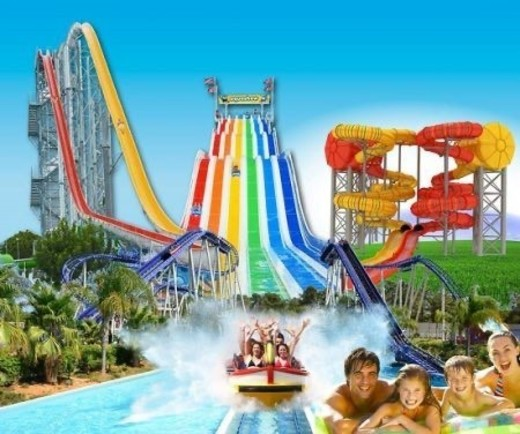 Aquashow Park - Water Park