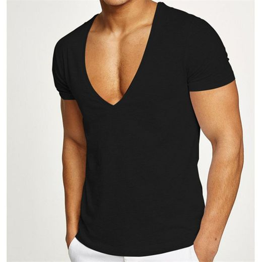 Camiseta escotada