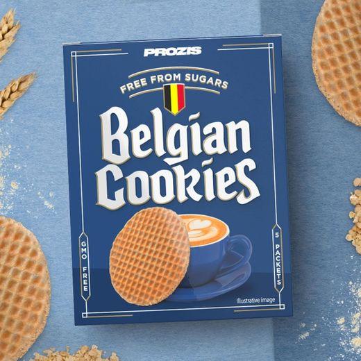 Prozis Belgian Cookies Sugar Free