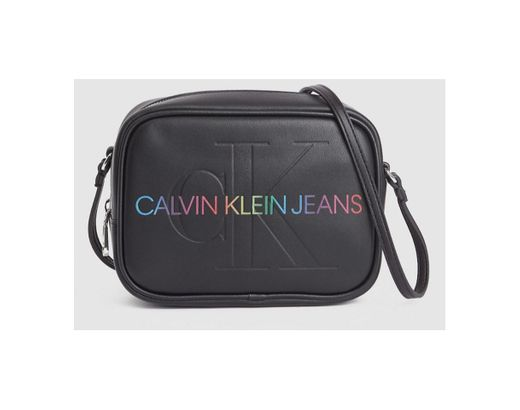 Rainbow Logo Crossbody Bag CALVIN KLEIN®