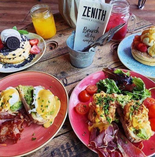 Zenith - Brunch & Cocktails Bar