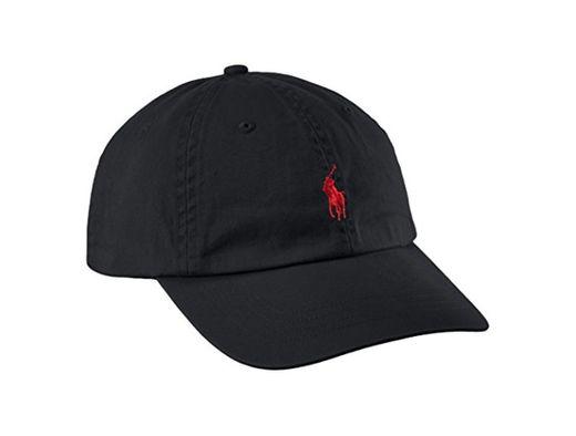 Polo Ralph Lauren Classic Sport Cap W/PP Gorra de béisbol, Mehrfarbig