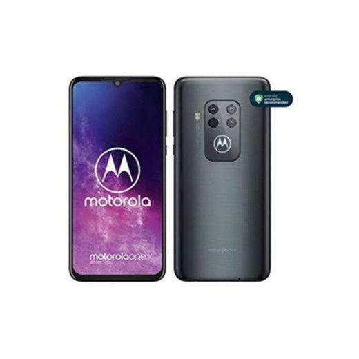 """Motorola One Zoom con Alexa Hands-Free (Pantalla 6,4"""" FHD+, Sistema de 4"""