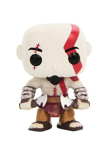 Funko Pop! Games: God of War - Kratos - Figuras de Juguete