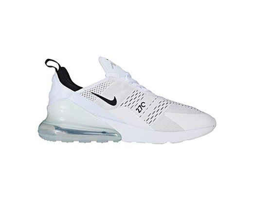 Nike Air MAX 270, Zapatillas de Gimnasia para Hombre, Blanco