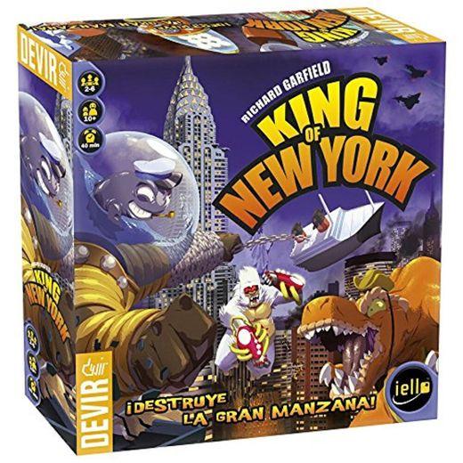 Devir- King of New York Juego de Tablero