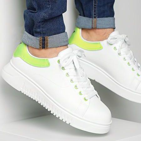 Emporio Armani Green fluo