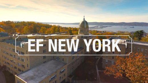 EF New York – Campus Tour - YouTube