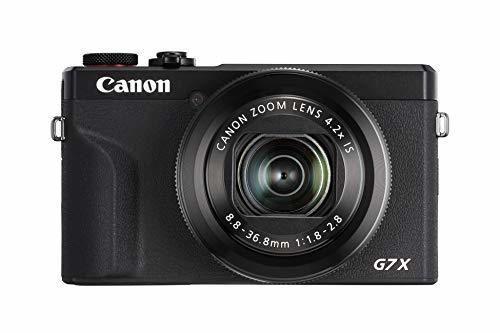Canon PowerShot G7 X Mark III - Cámara Digital