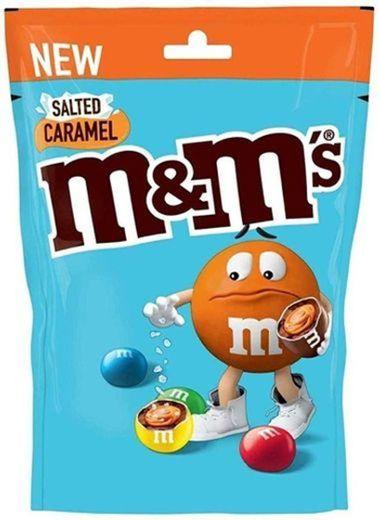M&Ms Salted Caramel