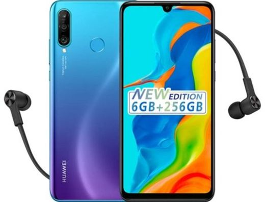 Smartphone HUAWEI P30 Lite New Edition (6.15'' - 256 GB