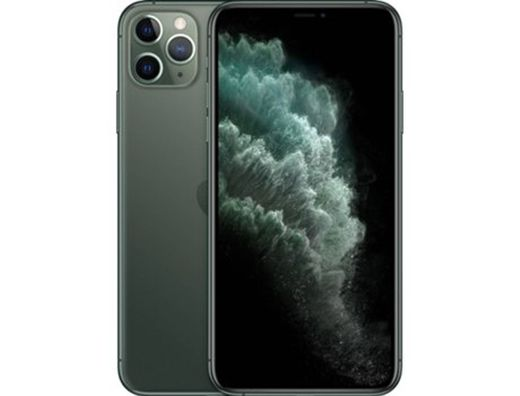 iPhone 11 Pro Max APPLE (6.5'' - 256 GB - Verde meia-noite) - Worten
