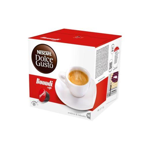 Dolce gusto - Nescafé espresso buondi