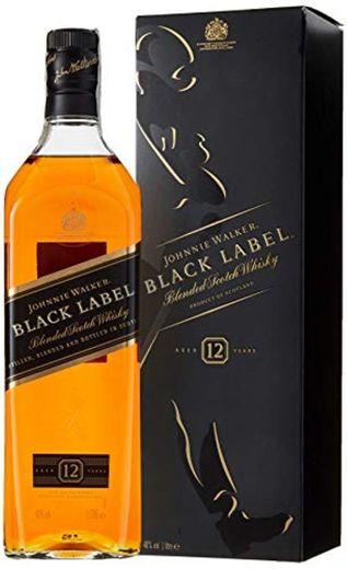Johnnie Walker Black Label Whisky