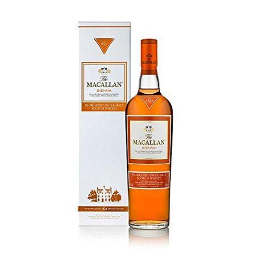 Macallan Whisky Escocés Single Malt Sienna