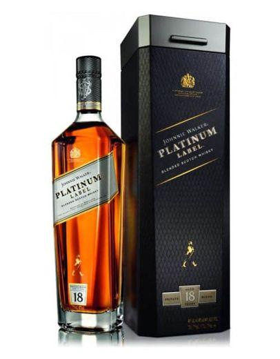 Johnnie Walker Platinum 70cl Blended Whisky
