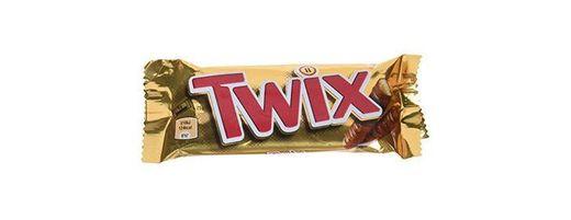 Twix Barrita de Galleta y Caramelo Cubierta de Chocolate con Leche