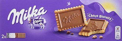 Milka Galletas con Chocolate