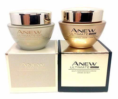AVON Anew Ultimate Multi-Performance: Juego de crema de día