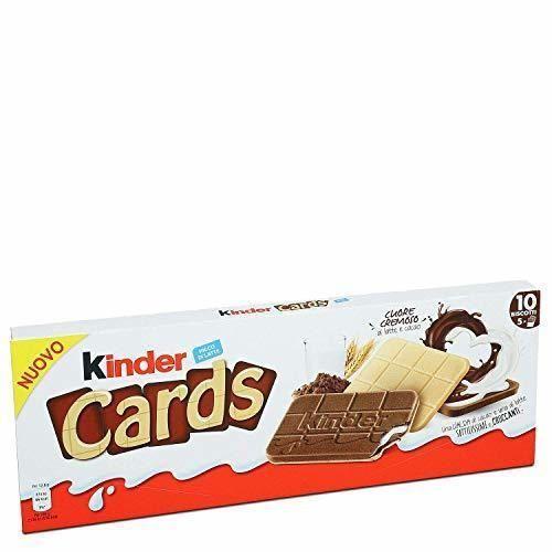 Kinder Cards, 2x128gr