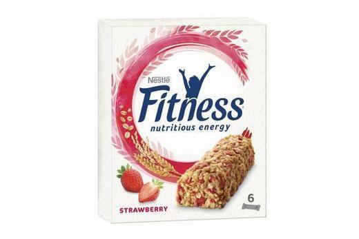 Barritas de morangos fitness! 🤩