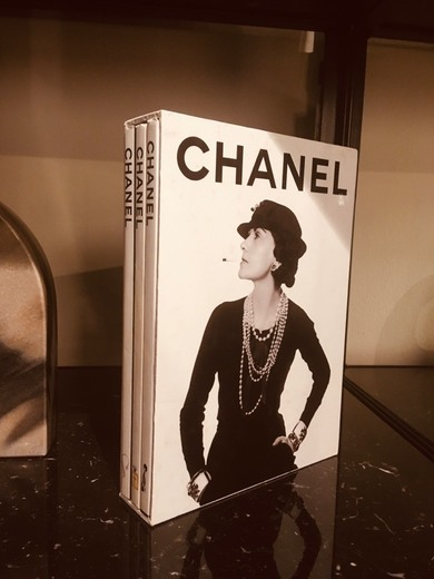 Chanel. Set of 3