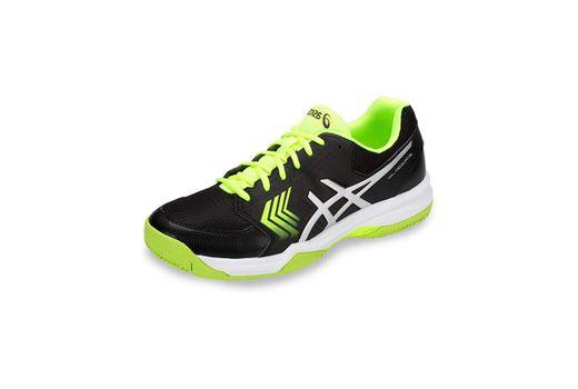 Asics Gel-Dedicate 5, Zapatillas de Tenis para Hombre, Negro