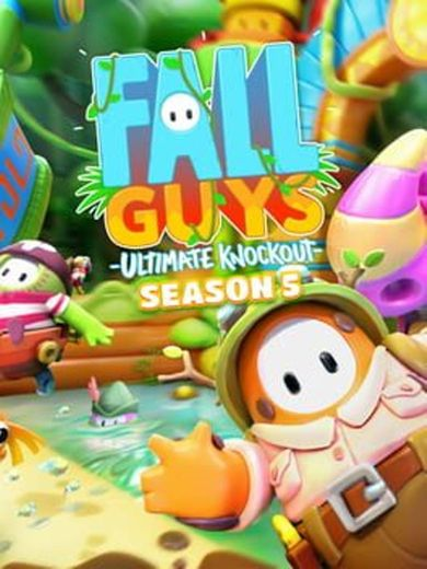 Fall Guys: Ultimate Knockout - Season 5